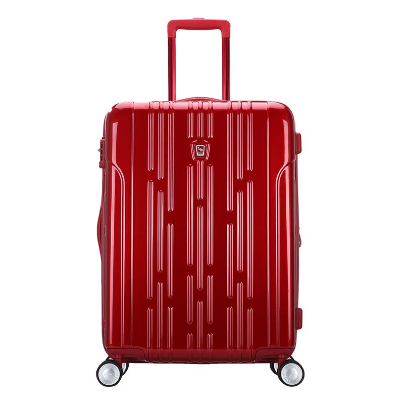 爱华仕可扩展大容量多色网红拉杆箱