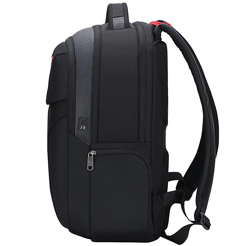 愛華仕越走越輕時尚雙肩包15.6英寸電腦隔層