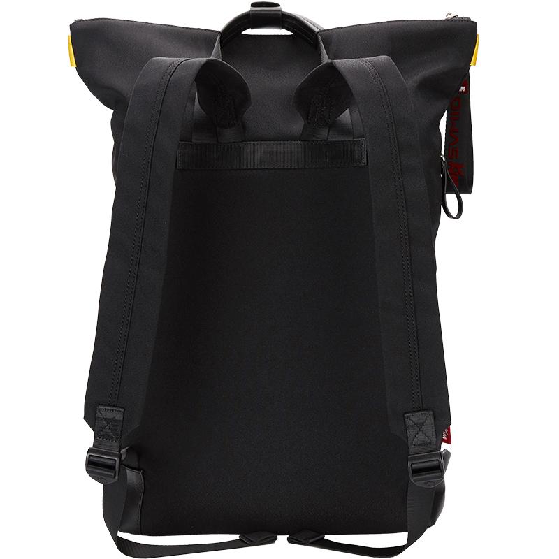 愛華仕勁潮牌休閑個性雙肩包14英寸電腦隔層